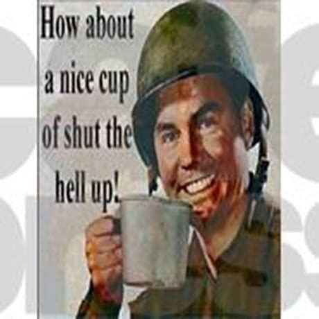 nice big cup of shut the fuck up poster jpg 460x460